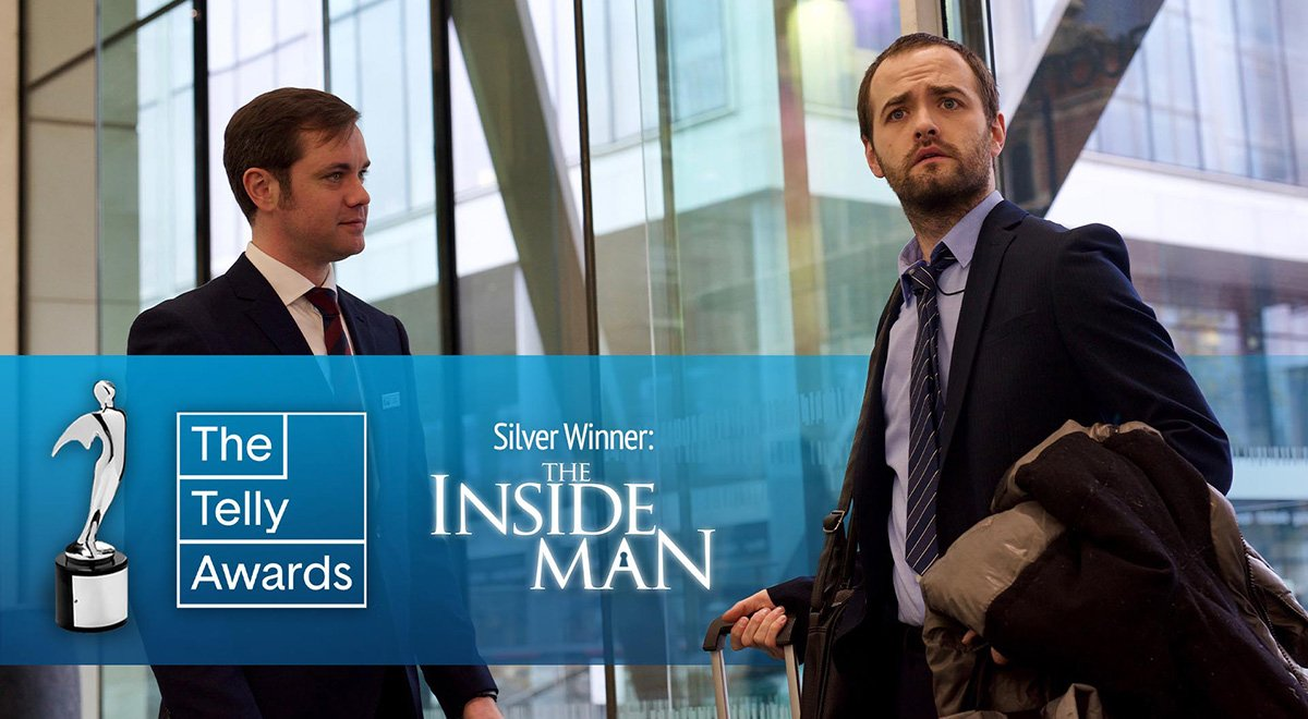Tellys Award, 2019 - The Inside Man 1 - Silver award