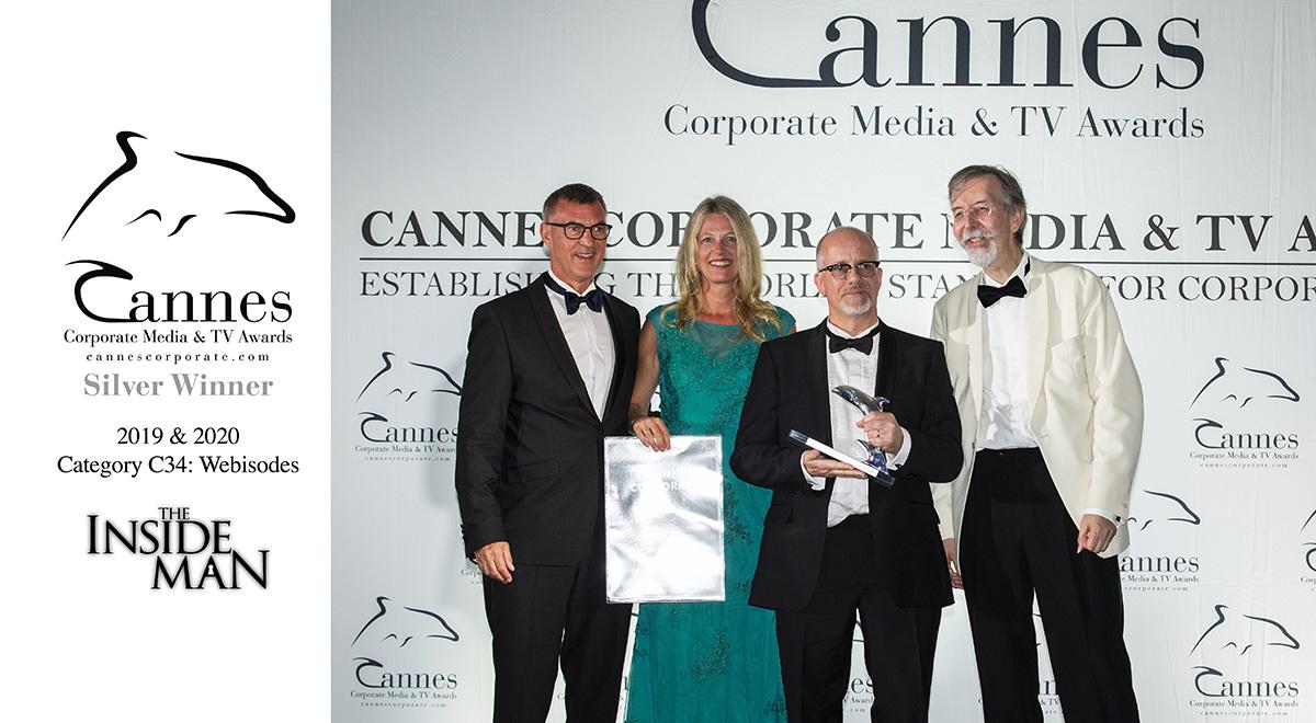 Inside Man Season 1 Cannes Corporate Awards v2